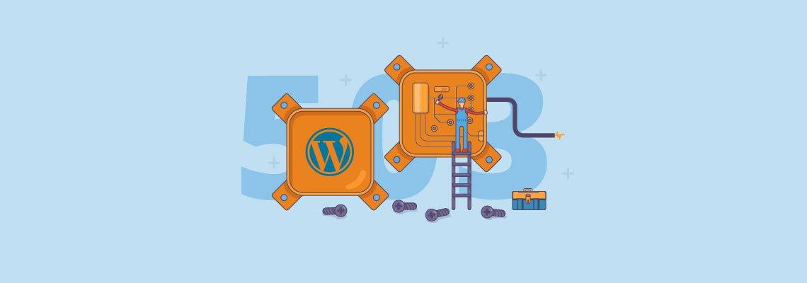 Cómo Reparar el Error 503 Service Unavailable WordPress (en 4 pasos)