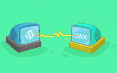 Wix vs WordPress: ¿Cuál es mejor para ti?